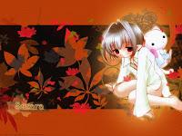 Anime Thanksgiving Wallpaper