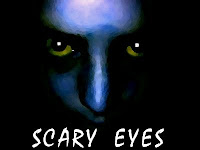 scary evil eyes wallpaper