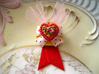 valentine heart shape cake greetings