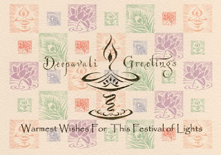 free diwali seasonal greetings