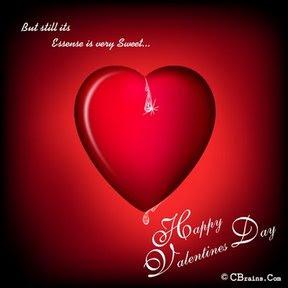 friends valentine ecards