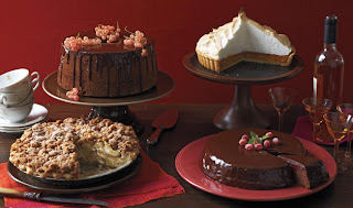 thanksgiving dessert pictures