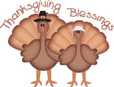Happy Thanksgiving Blessings Wallpapers