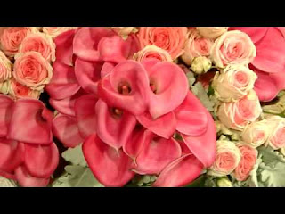 valentine floral wishes
