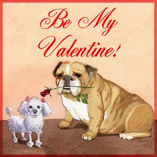 doggy valentine wishes