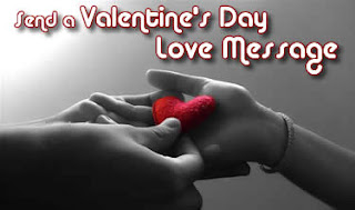 send valentines day love messages