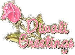 Diwali Rose Greetings