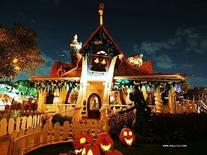 Halloween Disneyland Wallpapers
