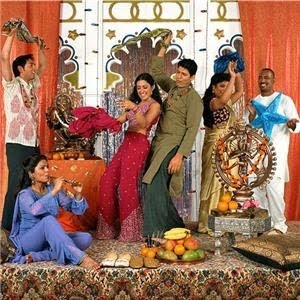 diwali holiday celebration card
