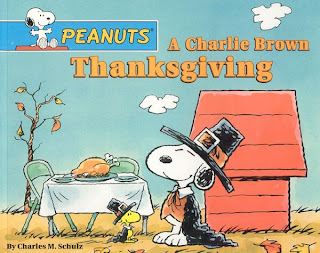 snoopy happy thanksgiving wishes