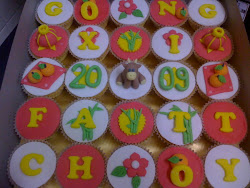 fondant cuppies