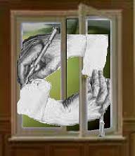 Artwork 53: Apfelfenster