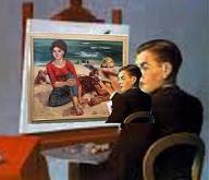 Artwork 108: Sozialistischer Magritte