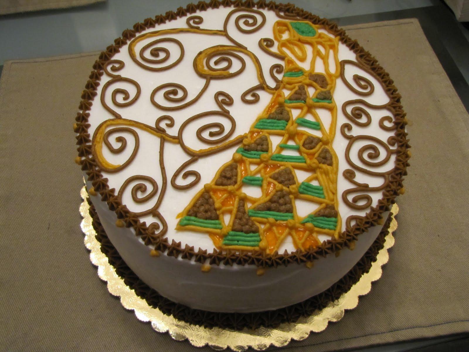 Cake Artist Meaning : Art Inspired Cake newhairstylesformen2014.com