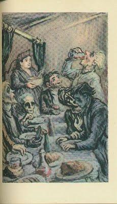 Преступление и наказание - иллюстрации Грибника рис.4