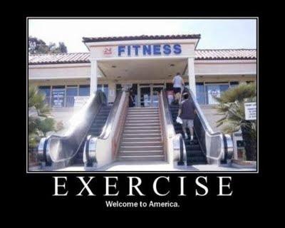 Фитнесс. Америка