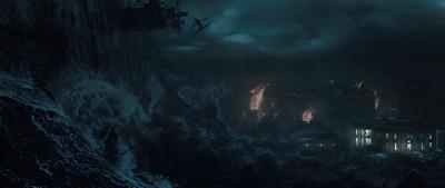 Кадр из фильма 2012: Вашингтон, цунами