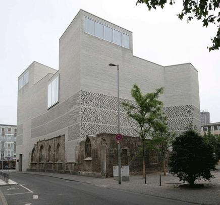 Museum on Zumthor Kolumba  Art Museum Jpg