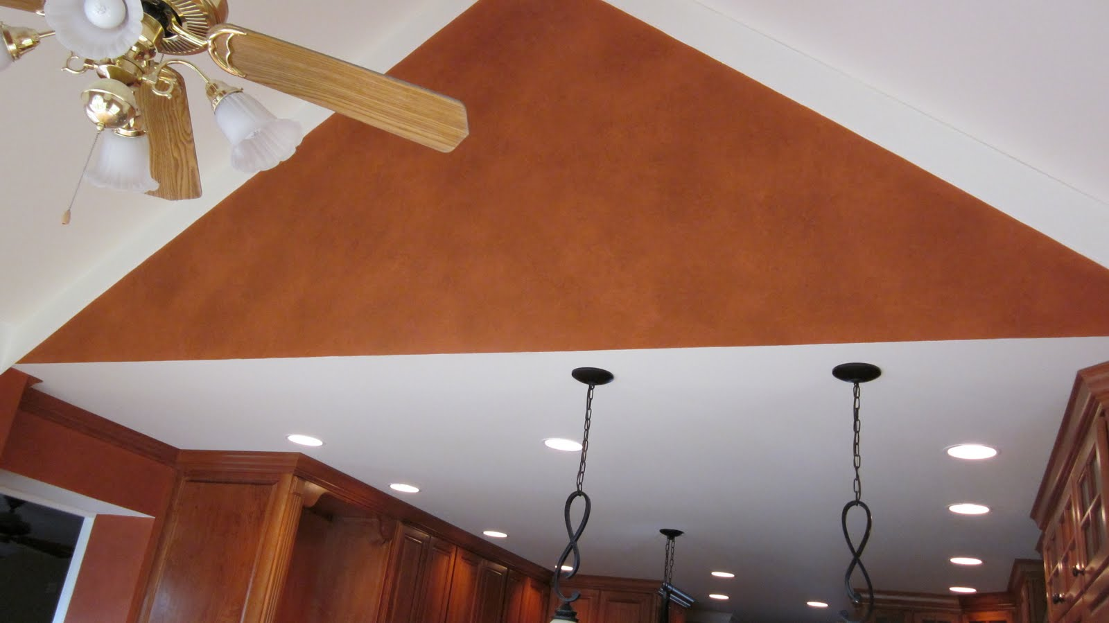 Color That Compliments Terracotta in Kitchen