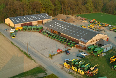 New John Deere Tractors Dealers in Maine and New York