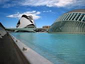 Palau de les Arts. València.