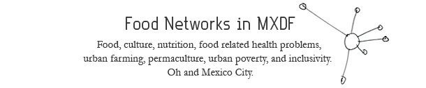 Food Networks in MXDF
