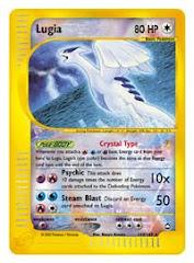 Lugia Card