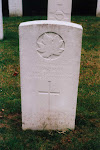 CWGC Military Grave - Pte. G. M. Pirie