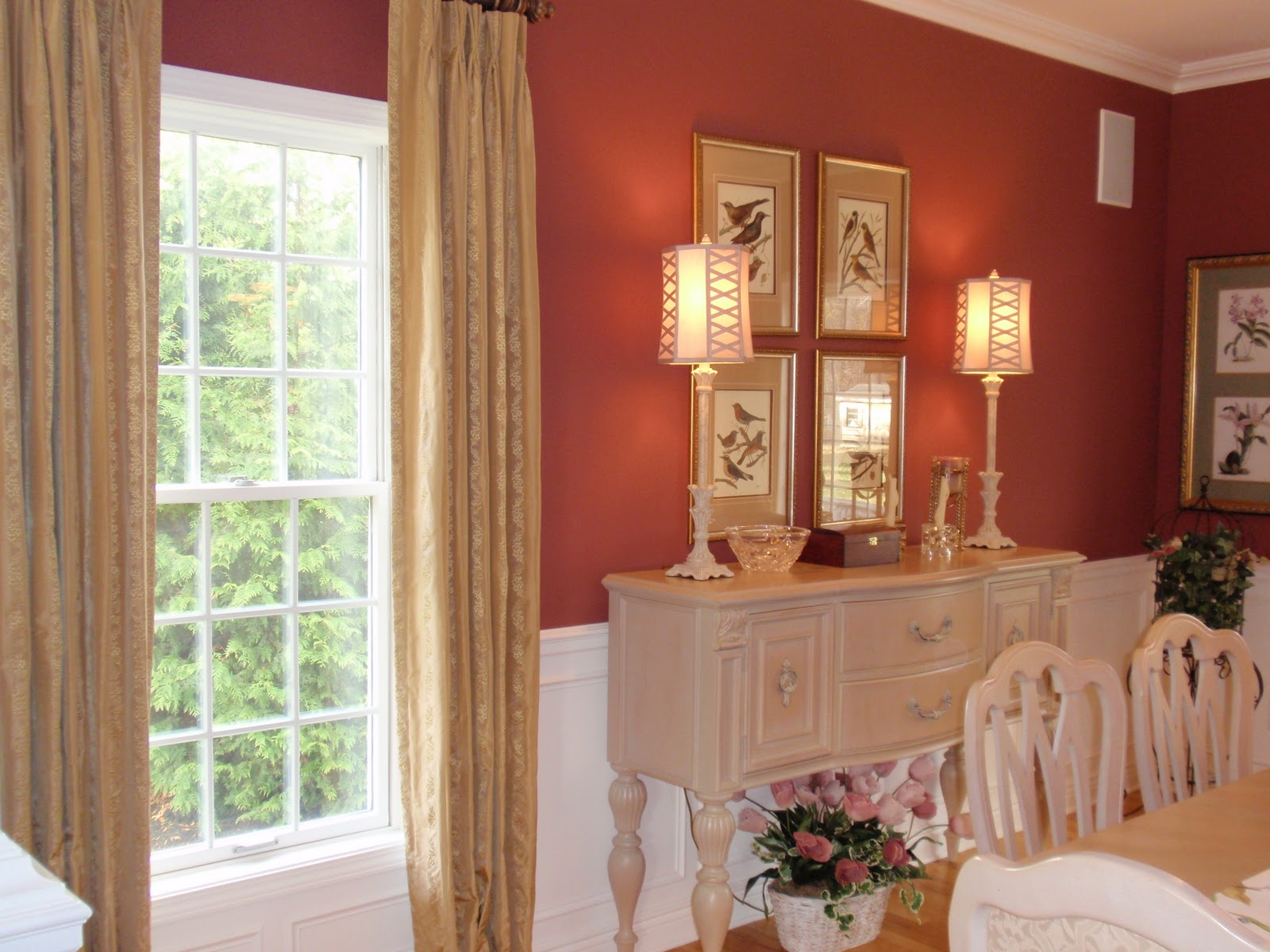 Another View Of The Dining Room This Room Has Had Several