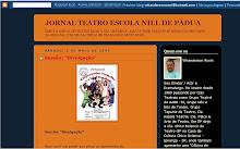 JORNAL DO TENP - Jornal do Teatro Escola Nill de Pádua