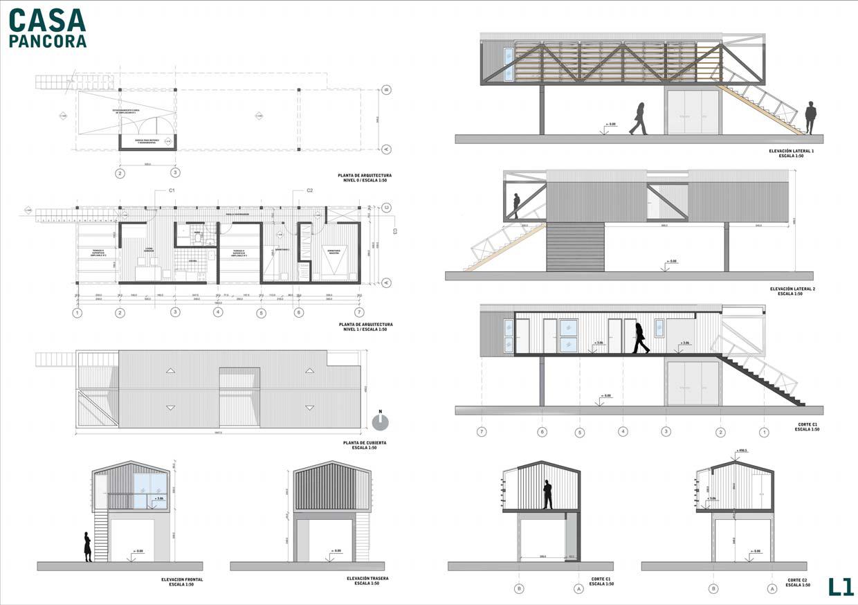 In oppositions concurso internacional de arquitectura for Vivienda arquitectura
