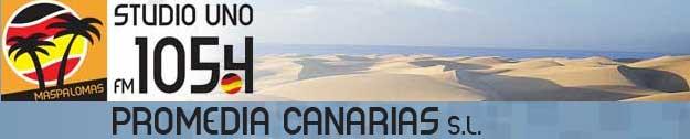 Radio Studio Uno Maspalomas Gran Canaria FM 105.4