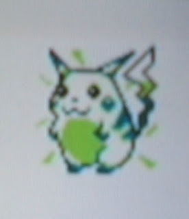 Good Pikachu, you look kinda >:3.