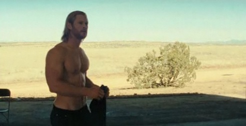 thor chris hemsworth body. chris hemsworth body thor.
