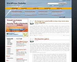 Adsense Ready Blogger XML Template 1