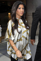 Kourtney Kardashian Baby Bump