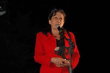 """Viviana Ruiz PREMIO JOSÉ MARÍA VILCHES 2010 por su labor de Directora en """"SACCO Y VANZETTI"""""""