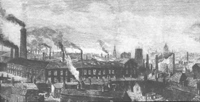 the imagery of coketown in charles dickenss novel hard times Hard times by charles dickens  literary devices in hard times symbolism,  imagery, allegory this one is  mid-19th century victorian englandthe novel is  set in the same time place that it was written – the mid-1800s in england  because.