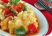 resep masakan ikan kakap saos cabai