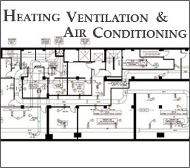 Cad drafting services hvac drawings for Blueprints and plans for hvac pdf