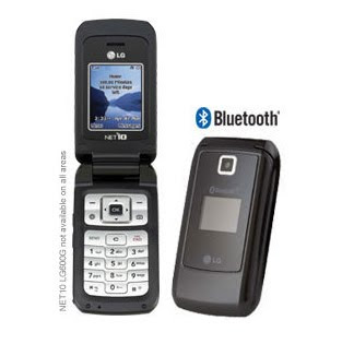 Net10 LG 600G Phone w/ 300 minutes +Kit --- Buy Now: $31.99 with FREE