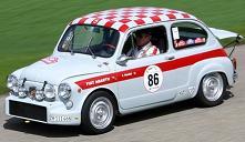 1963 FIAT Abarth 1000 TC Corsa