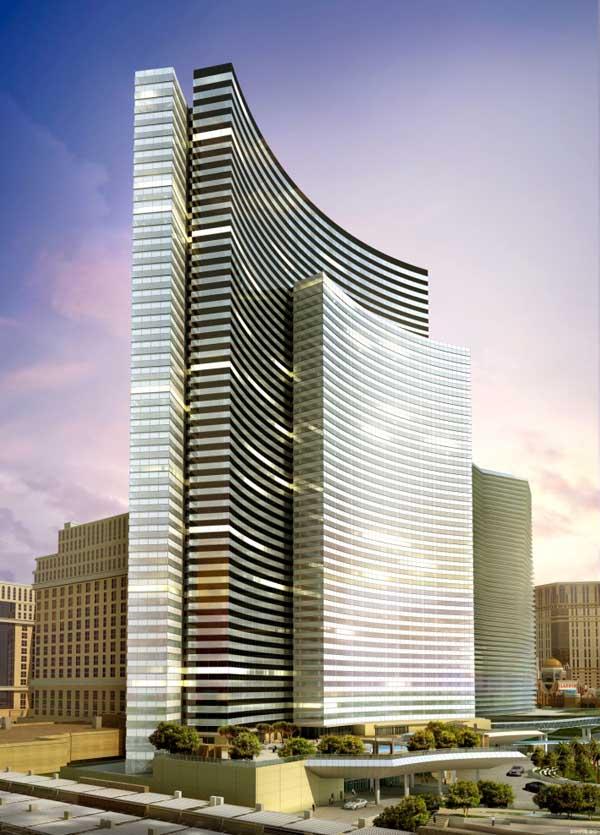 Vdara Condo Hotel Las Vegas