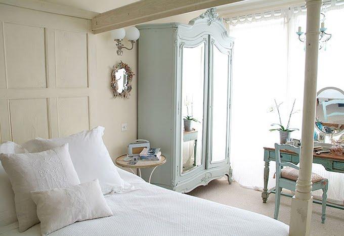 Maison du chocolat quartos para os rom nticos Casas estilo romantico