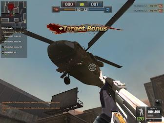 Helikopter Poit Blank