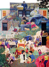 Boston Chinatown Mural