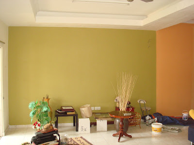 Before Living Area