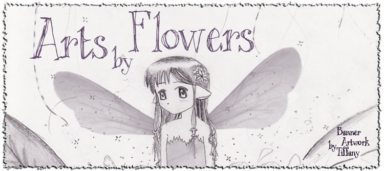 Arts by Flowers