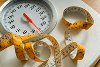 lose 5 in 7 scale and measuring tape2 2 Tips To Stay Off The Scale