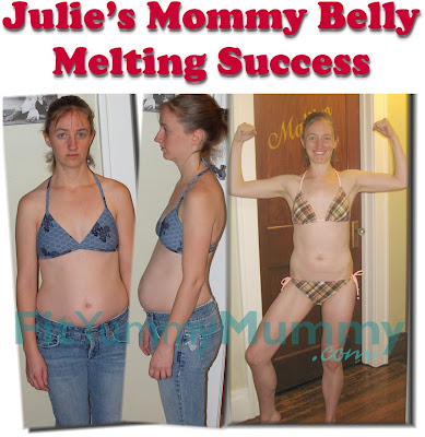 julie+ba+2 Julies Mommy Belly Melting Success
